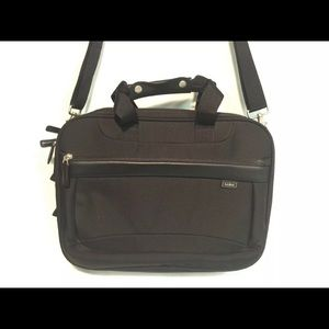 LL Bean Carry Messenger Bag Briefcase Laptop
